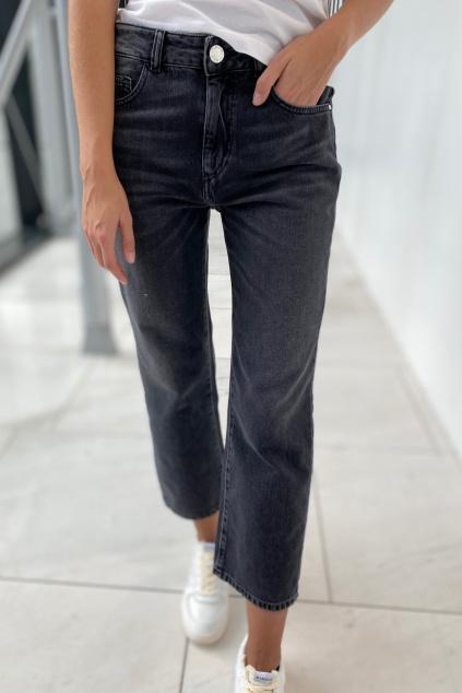 Dámské džíny Pinko 1J10S5Y7GLZ99 BRIGITTA 3 černé