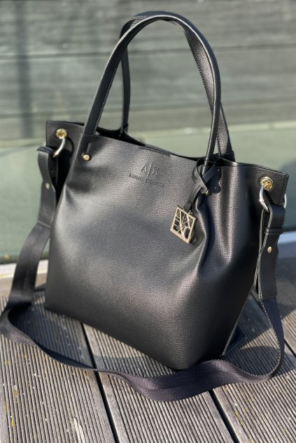 Dámská kabelka Armani Exchange 9426851A702 černá