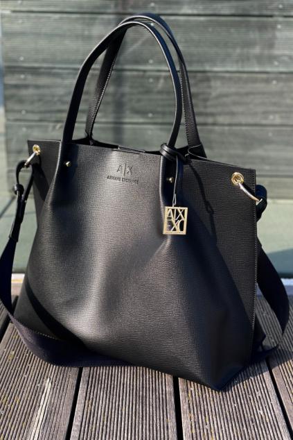 Dámská kabelka Armani Exchange 942662 1A702 černá (1)
