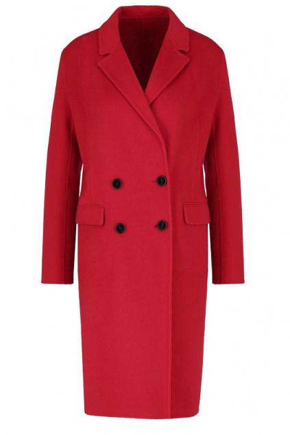 1B13C2 Y4ZN Dámský kabát Pinko Muzio červený