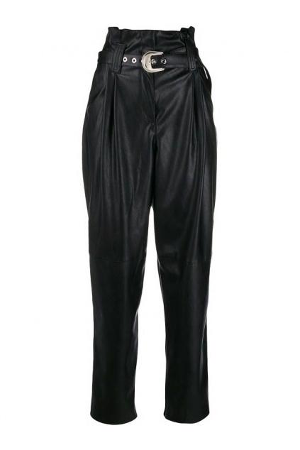 1N12KV 7105 Dámské Pinko kalhoty Madera černé