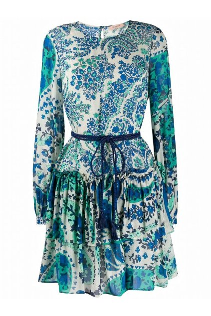 201TP2532 Dámské šaty Twinset barevné