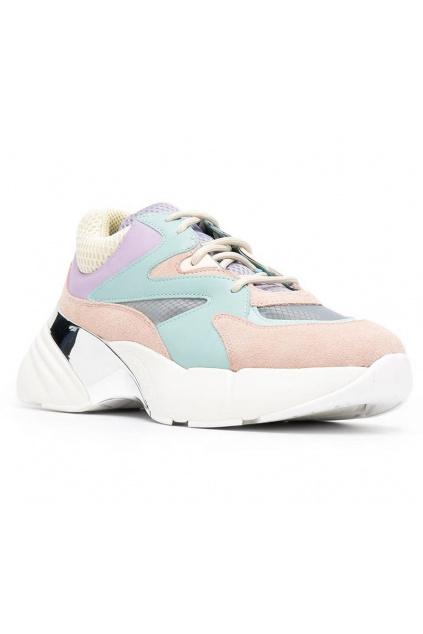 1H20PU Y5ZT Dámské tenisky Pinko Maggiorana 2 barevné
