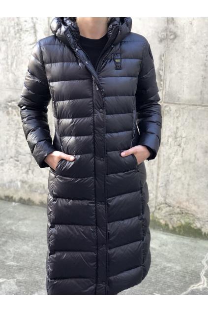 Dámský péřový kabát Blauer 20WBLDK03399 černý