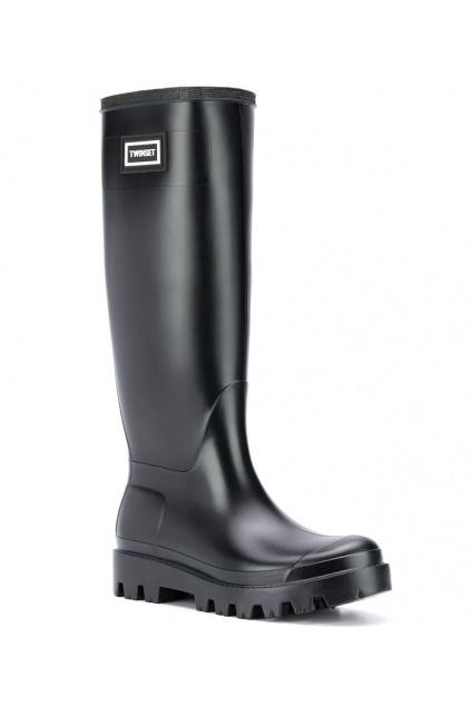 Dámská obuv Twinset 202TCP210 černá