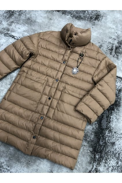 Dámský kabát Blauer 20WBLDK05031 hnědý