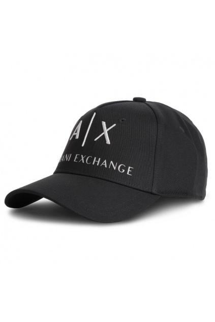 8051518722443 Kšiltovka Armani Exchange 954039 CC513 černá