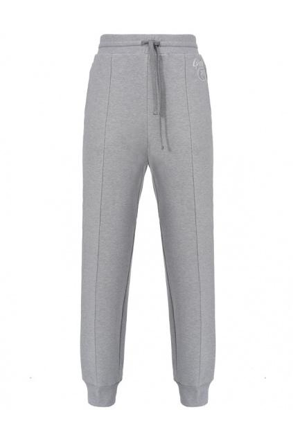 1N12XZY75F I42 Dámské kalhoty Pinko Bugs šedé