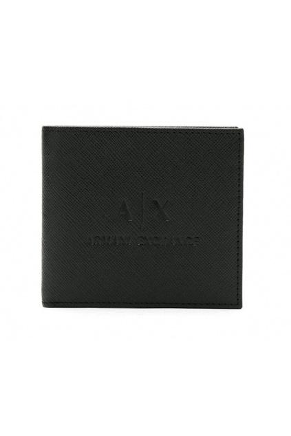 Pánská peněženka Armani Exchange 958097 CC223 černá