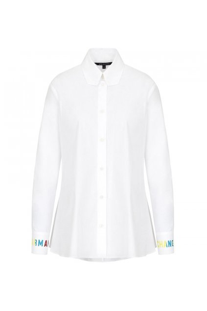 6HYC20 YNENZ 1000 Dámská košile Armani Exchange bílá