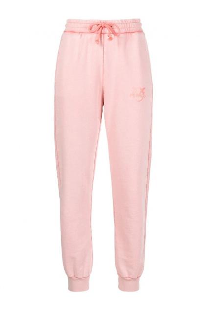 1G1638 Y72Z N89 Dámské kalhoty Pinko Carico oranžové