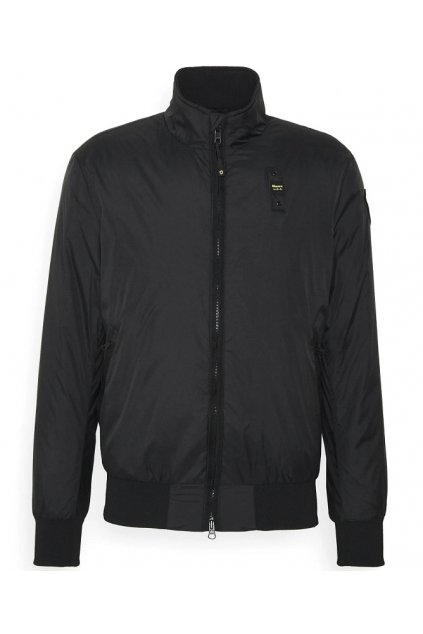 21SBLUC02111 999 Pánská bunda Blauer černá