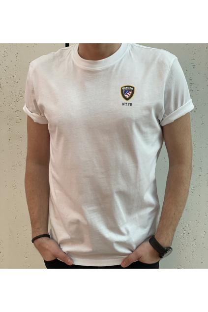 21SBLUH02130 100 Pánské tričko Blauer