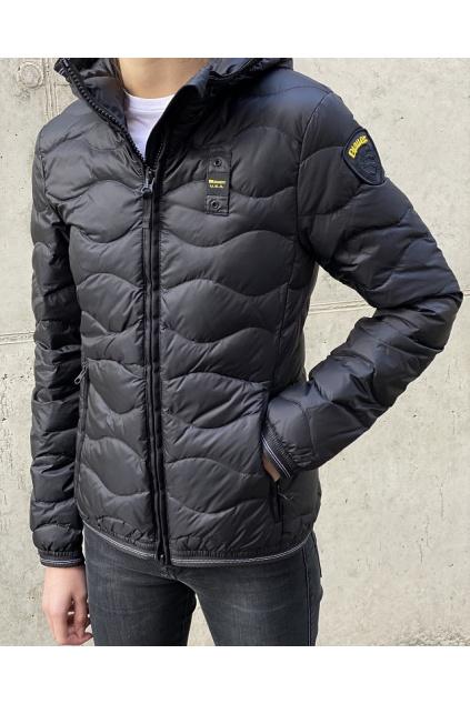 Dámská bunda Blauer 21SBLDC03027 černá