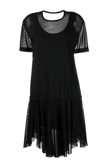Dámské šaty Diesel D Otta černé