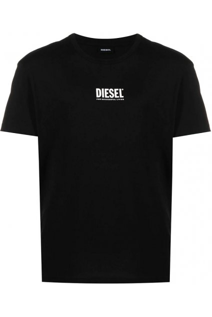 Pánské tričko Diesel T Diegos černé