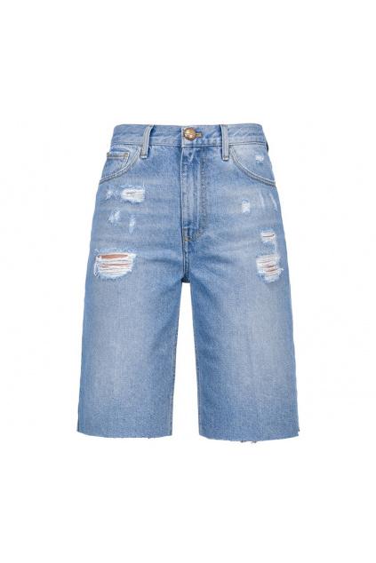 Dámská džínové kraťasy Demi PJ410 modré