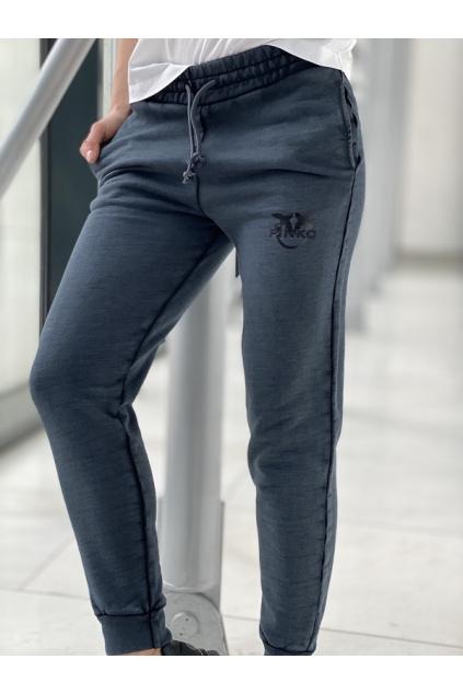 Dámské kalhoty Pinko Carico černé