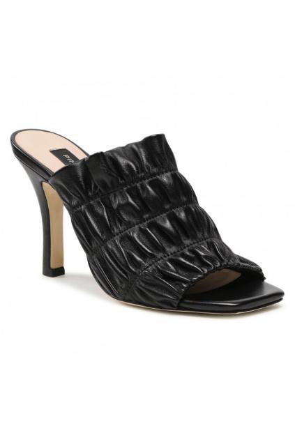 Dámské sandály Pinko Camellia Sabot černé