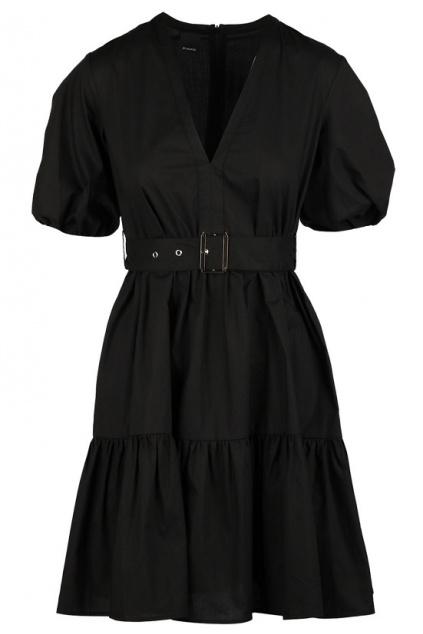 Dámské šaty Pinko Nuvoloso 1 černé