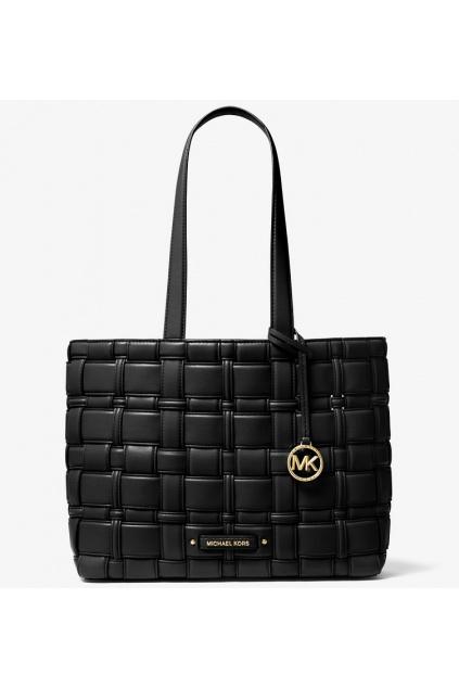 Dámská kabelka Michael Kors Ivy Medium Tote Bag 30S1G2IT2U černá