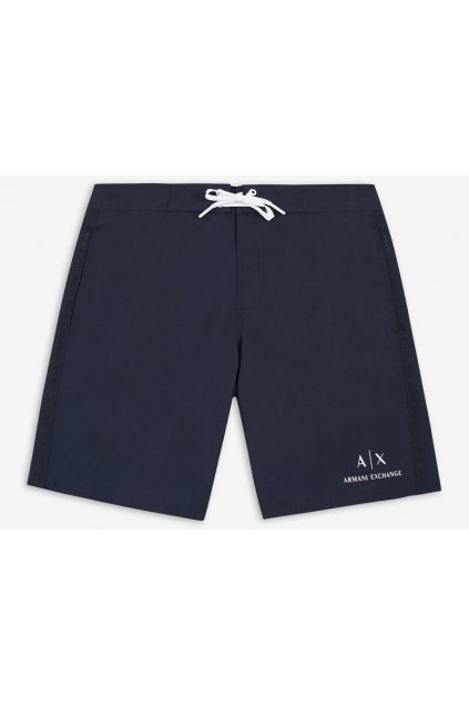 Pánské šortky Armani Exchange 953045 1P645 modré