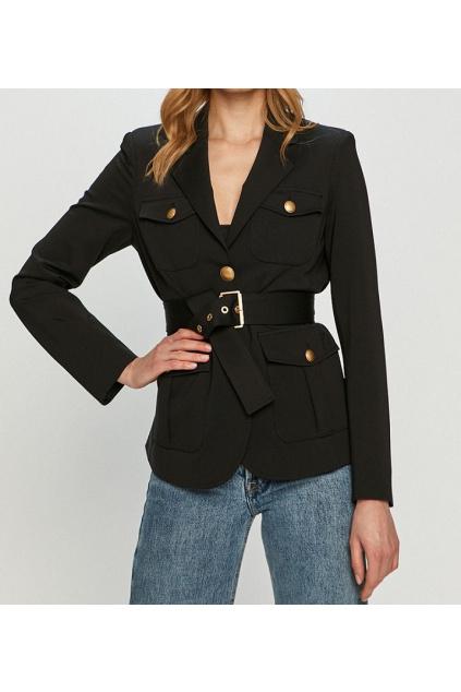 Dámská bunda Pinko Trissa černá