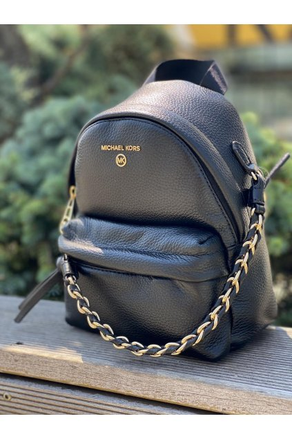 Dámský batoh Michael Kors 30T0G04B0L černý