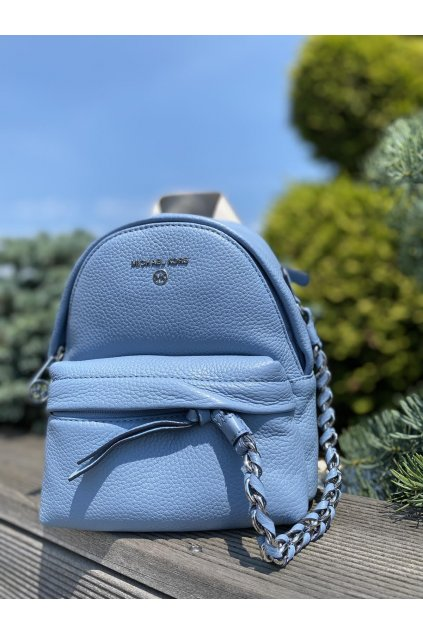 Dámský batoh Michael Kors 30T0S04B0L modrý