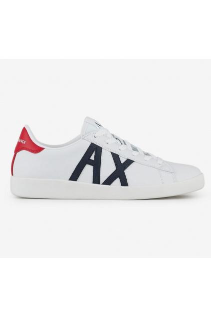 Pánské tenisky Armani Exchange XUX016 XCC71 bílé