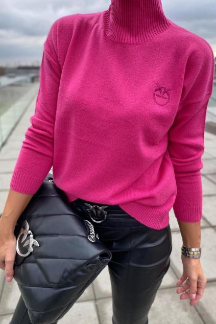 Dámský svetr Pinko Dolcetto růžový