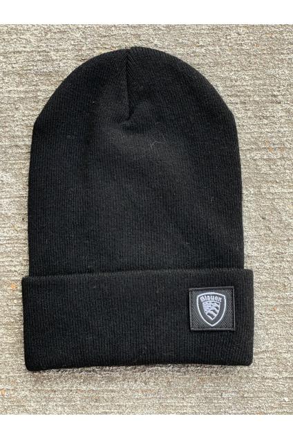 Dámská čepice Blauer 21WBLDA05386 černá