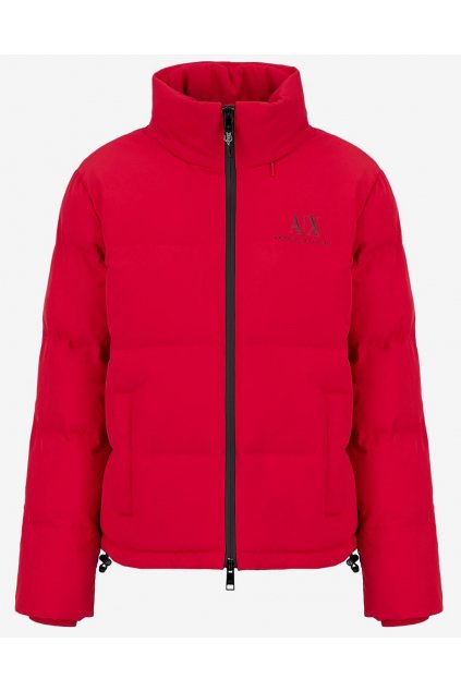 Dámská bunda Armani Exchange 6KYB11 YNTUZ červená