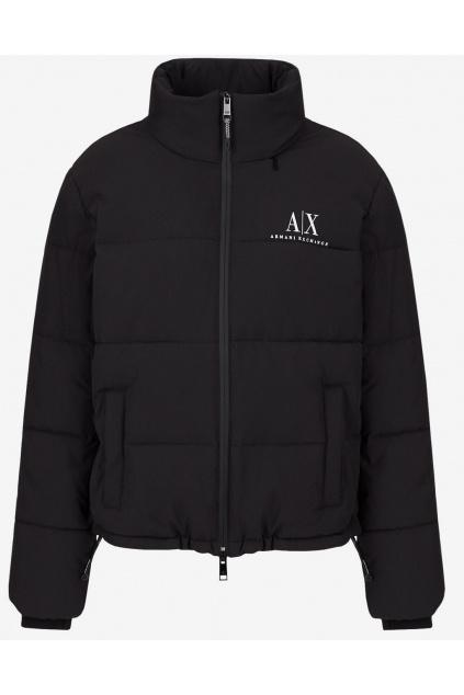 Dámská bunda Armani Exchange 6KYB11 YNTUZ černá