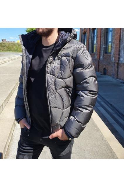 Pánská bunda Blauer 21WBLUC0307 černá
