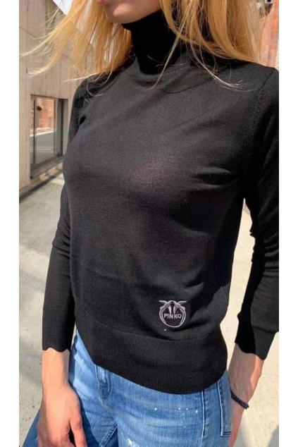Dámský svetr Pinko Biancolella černý