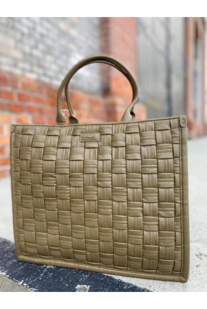 Dámská kabelka Pinko Shopping Weave 0