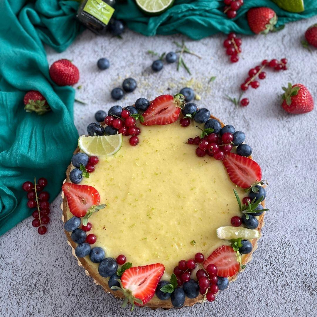 Korpus na cheesecake bez sušenek