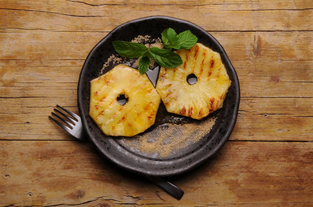 Vanilkovo ananasová vášeň