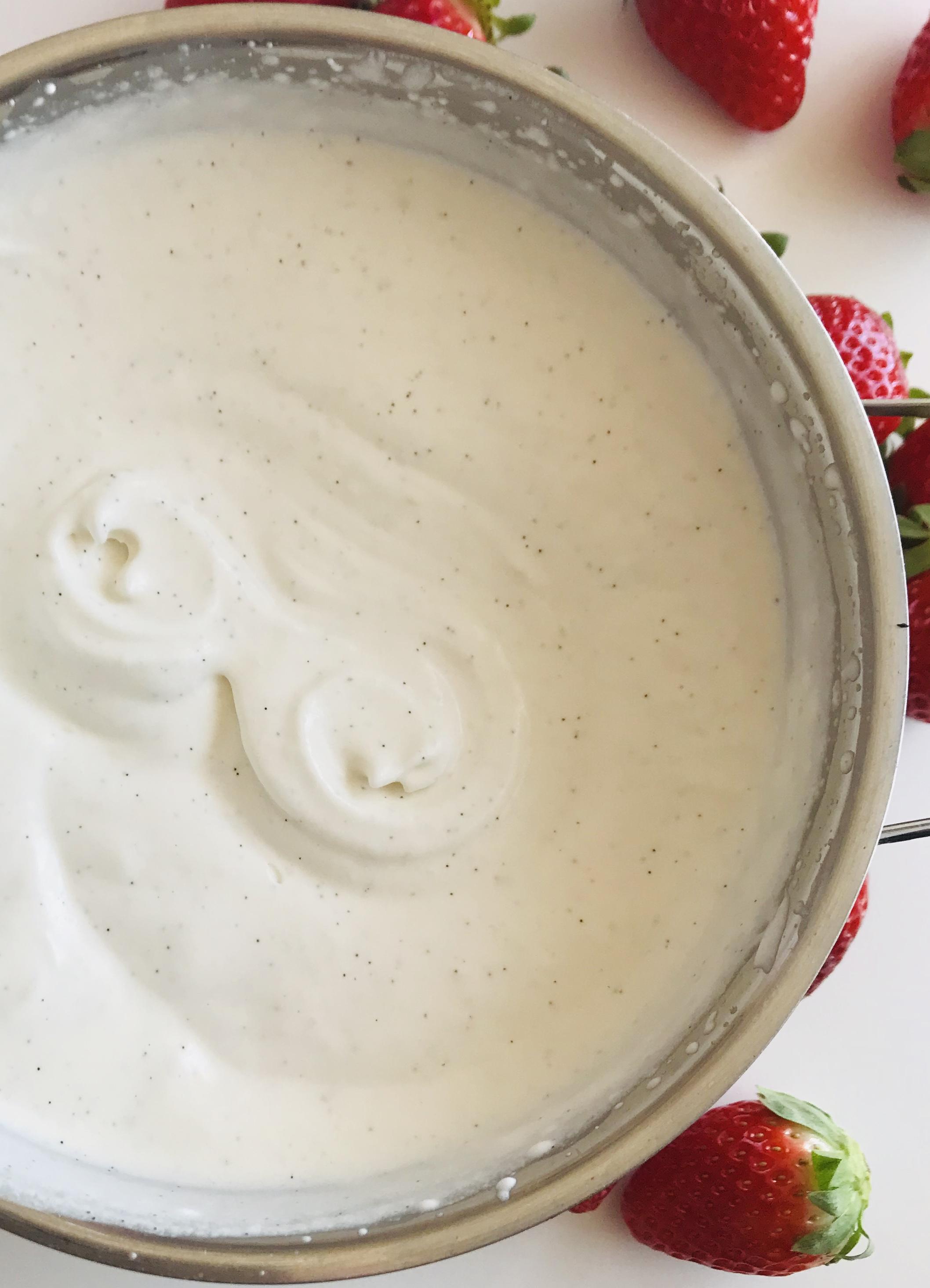 Vanilková zmrzlina za pár minut