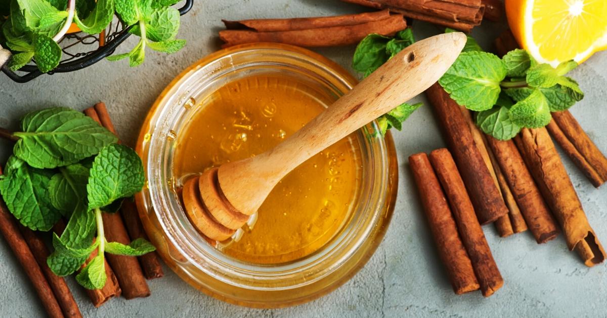Zázračný skořicový med