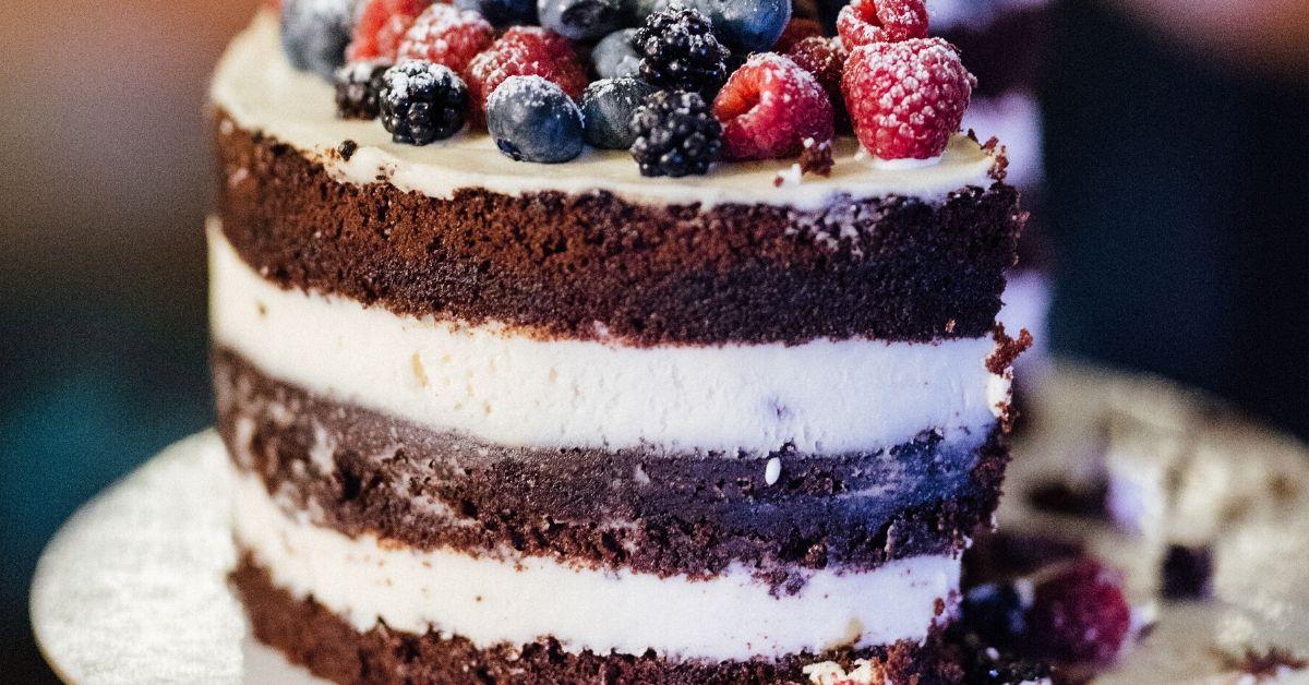 Dokonalý vanilko-čokoládový dort bez vážení