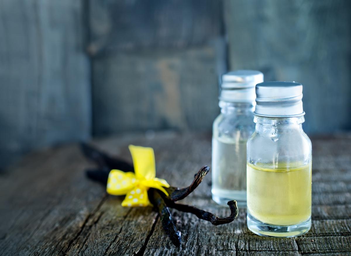 Vanilkový olej