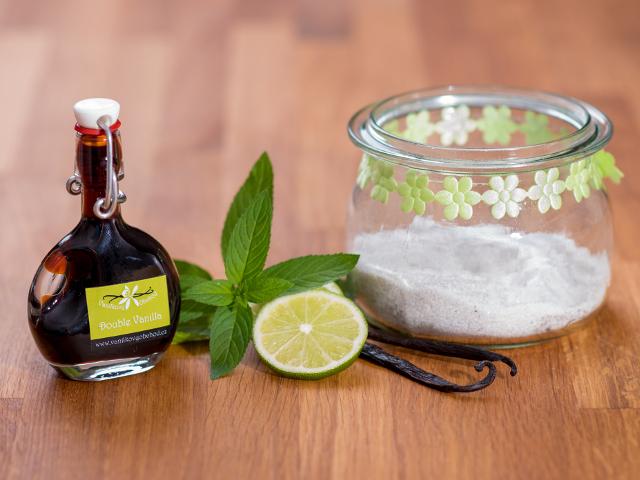 Voňavé vanilkové extrakty