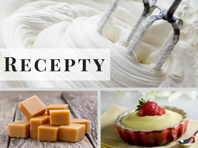 Vanilkové recepty