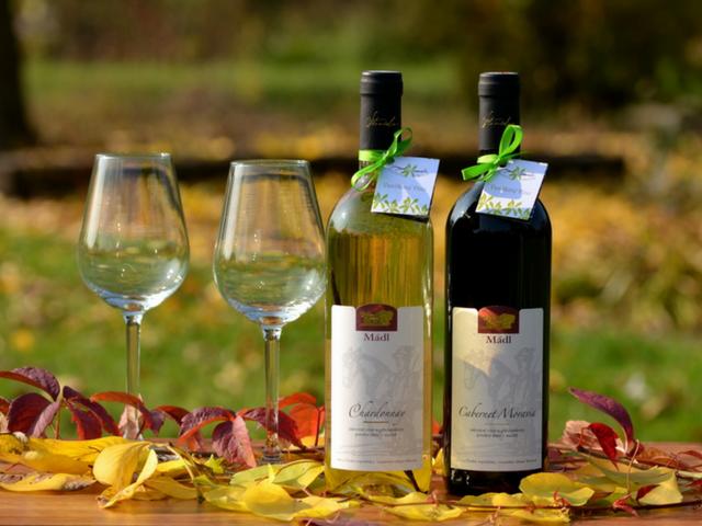Vanilkové víno