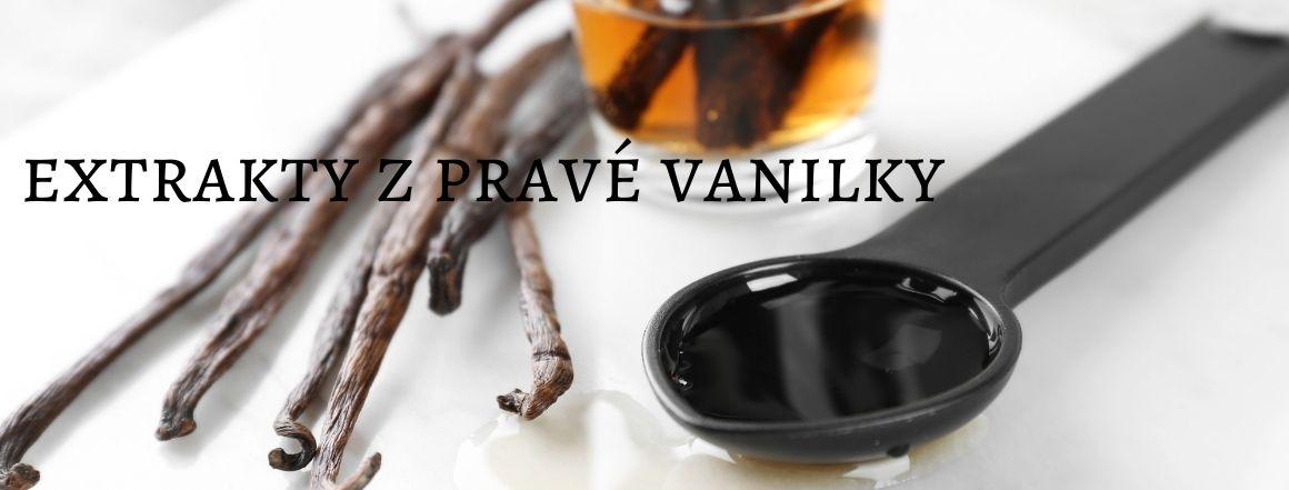 extrakt z vanilky