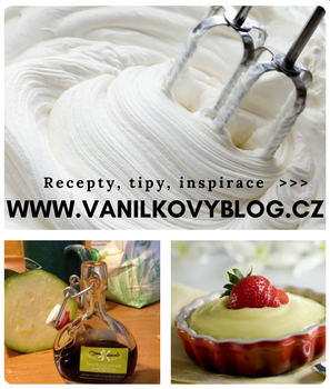 vanilkový blog