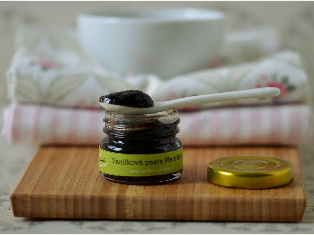 Vanilková pasta z ostrova Mauritius, 35g