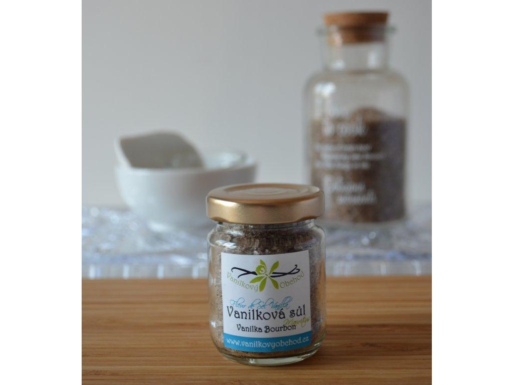 Vanilková sůl 45g